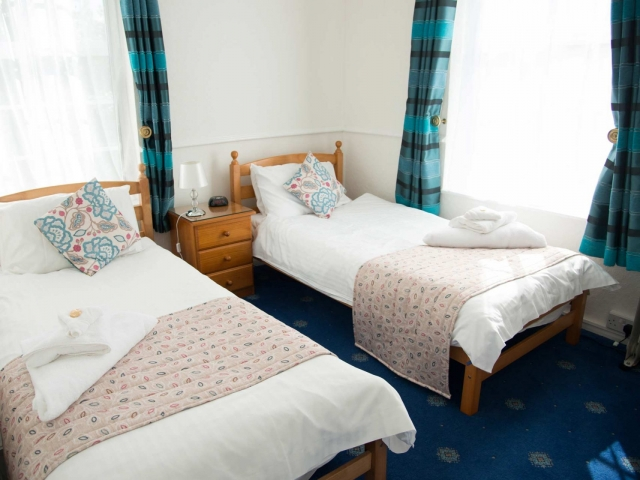Selworthy Twin Room