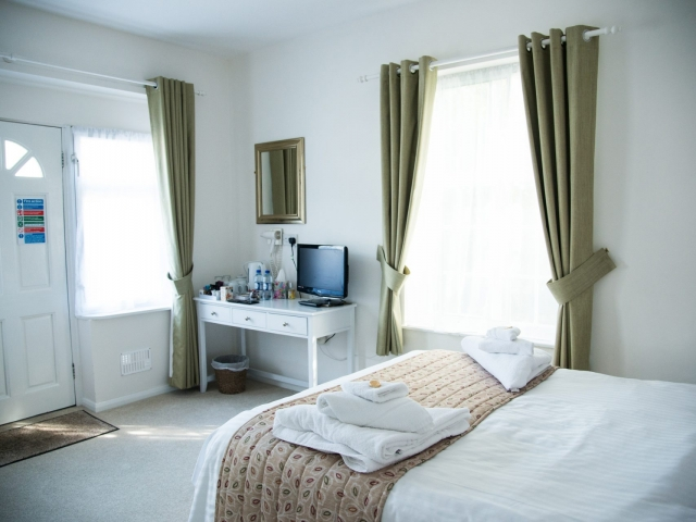 Selworthy Double Room